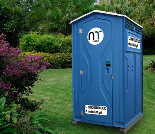 serwis toalet przenośnych
